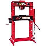 Torin TRD55002 Shop Press with Gauges - 50 Ton Capacity