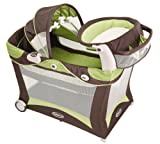 Graco Modern Pack 'N Play Playard with Bassinet and Changer, Zurich
