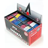 Karakal PU Super Squash Grips (Multi Colours)