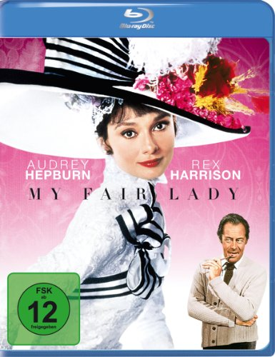 My Fair Lady [Alemania] [Blu-ray]