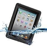 Lifeproof Nüüd Case for iPad 2/3/4 - Black (1101-01)
