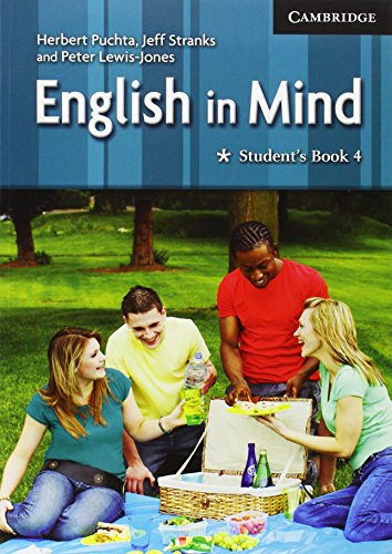English in Mind 4 Student's Book, by Herbert Puchta, Jeff Stranks, Peter Lewis-Jones