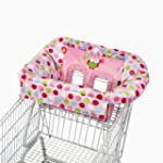Taggies 60014 Cozy Cart Cover (Pink)