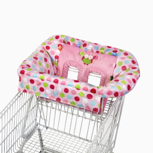 Review Taggies Cozy Cart Cover, Pink