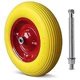 Brouette roue PU