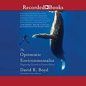 The Optimistic Environmentalist Audiobook
