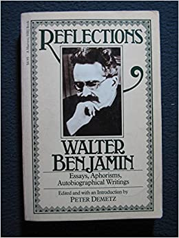 Reflections essays aphorisms autobiographical writings