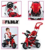 FEBER - Triciclo Ferrari (Famosa) 800005840