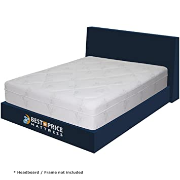 Cal King Serta ISeries Vantage Plush Mattress For Sale