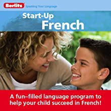 Start-Up French  by Berlitz