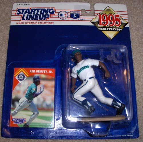 1995 Ken Griffey Jr. MLB Starting Lineup Figure