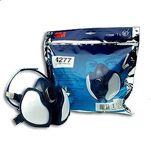 3M Halbmaske 4277, FFABE1P3RD gegen organische, anorganische und saure Gase, Dämpfe und Partikel