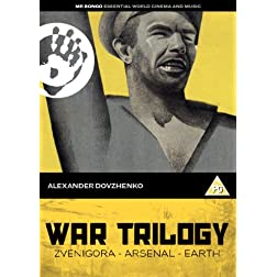Dovzhenko: War Trilogy [DVD] [1928]
