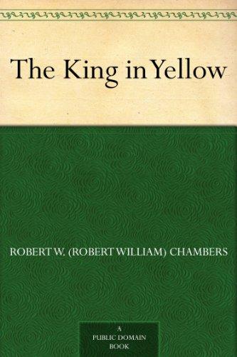 The King in Yellow PDF