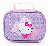 HELLO KITTY - TROUSSE A MAQUILLAGE DE POCHE ROSE - NEUF