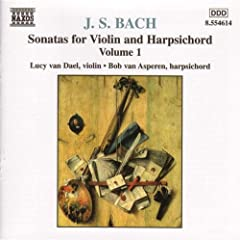 Sonata No. 4 for Violin and Harpsichord in C minor, BWV 1017: III. Adagio