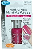 SALLY HANSEN HARD AS WRAPS BERRY FROST