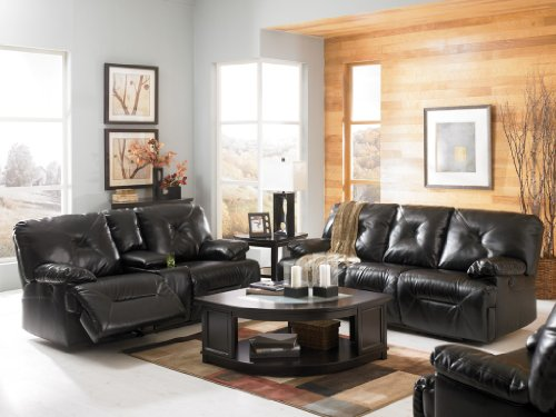 Perfect You can observe more info pare expense and in addition read evaluate customer opinions prior to buy Ashley Furniture DuraBlend Black Reclining Sofa