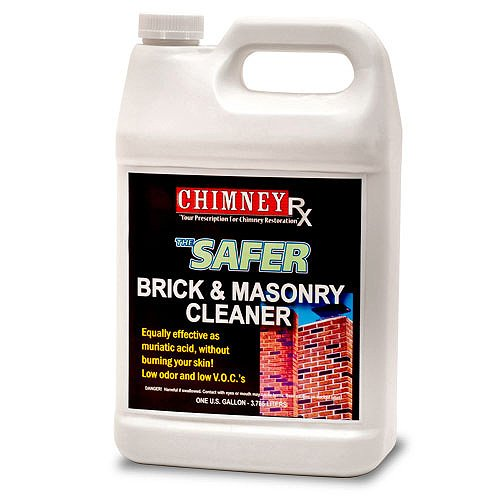 Chimneyrx Paint And Peel Fireplace Cleaner 1 2 Gallon Hardware Chemicals Cleaners