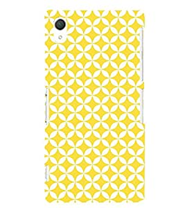 Baby Yellow Clothes 3D Hard Polycarbonate Designer Back Case Cover for Sony Xperia Z2 :: Sony Xperia Z2 L50W D6502 D6503
