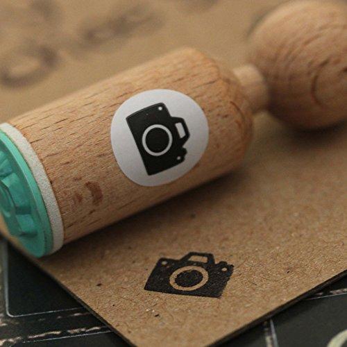 camara-muy-mini-sello-de-goma-y-madera-craft-albumes-de-recortes-estampado
