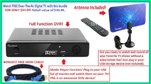 Mediasonic HW150PVR HomeWorx HDTV Photo