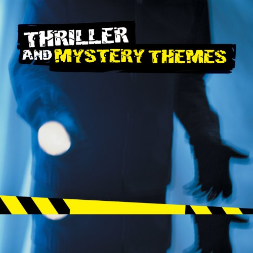 Thriller-and-Mystery-Themes-Various-Artists-Audio-CD