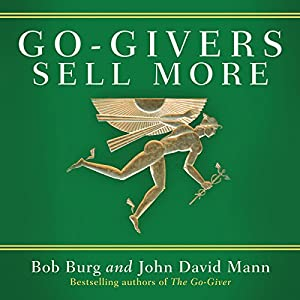 Go-Givers Sell More Audiobook
