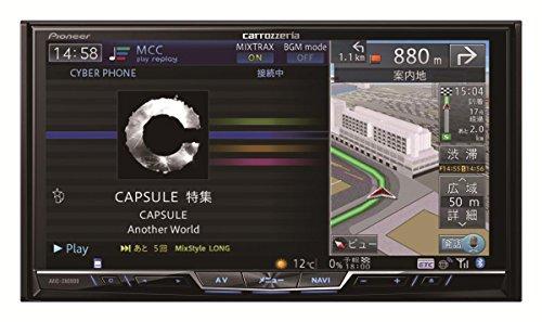 Pioneer  7V型ワイドVGA地上デジタルTV/DVD-V/CD/Bluetooth/USB/SD/チューナー・5.1ch対応・DSP AV一体型HDDナビ AVIC-ZH0999