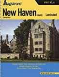 img - for Hagstrom New Haven County, Connecticut Laminated Street Atlas book / textbook / text book