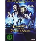 """Das Kabinett des Doktor Parnassus (2 DVDs)von """"Heath Ledger"""""""