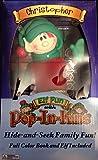 Pop-In-Kins Elf Fun with Christopher Bookset Mini (Christopher Mini)