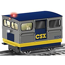 O Speeder, CSX