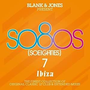Blank & Jones present So80s (So Eighties) 7: Ibiza (Deluxe Box)