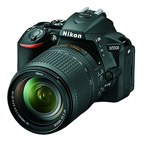 Nikon-D5500-DX-Format-Digital-SLR-with-18-140mm-VR-Kit-Black