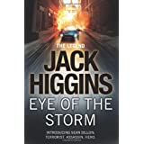 Jack Higgins Eye of the Storm (Sean Dillon Series)by Jack Higgins