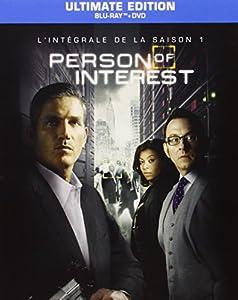 Person of Interest - Saison 1 - Combo Blu-Ray + DVD [Blu-ray] [Ultimate Edition - Blu-ray + DVD]