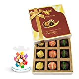Elegantly Sweet Chocolates Hamper With Friendship Mug - Chocholik Luxury Chocolates
