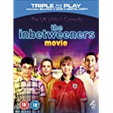 The Inbetweeners Movie Triple Play (Blu-ray + DVD + Digital Copy)by Simon Bird