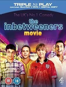 The Inbetweeners Movie - Sex on the Beach Blu-Ray Import ohne deutsche Sprache