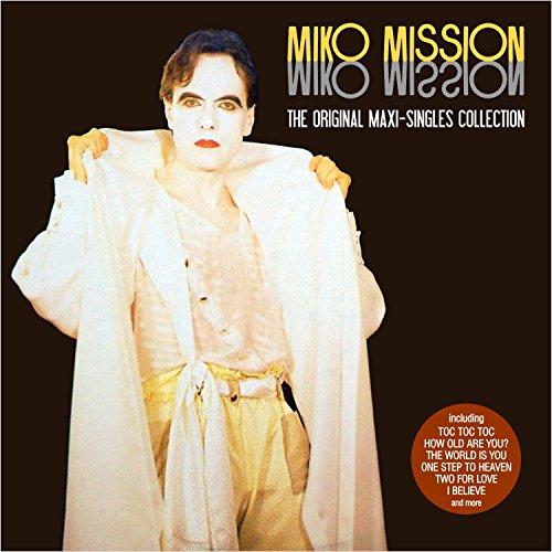 Miko Mission-The Original Maxi-Singles Collection-FLAC-2014-MTC Download