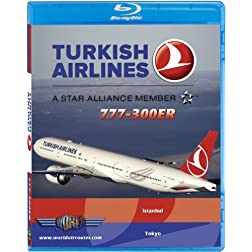 Turkish Airlines Boeing 777-300ER [Blu-ray]