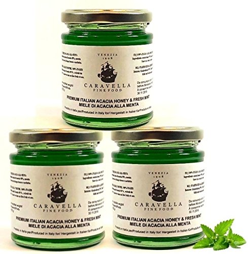 pack-of-3-save-on-shipping-cost-caravella-premium-acacia-honey-mint-living-raw-organic-wild-harvest-