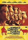 Los hombres que miraban fijamente a las cabras [DVD]