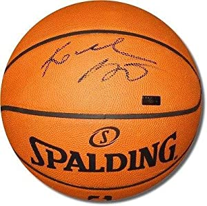 Buy Signed Kobe Bryant Basketball - Authentic Spalding PANINI - Panini Certified - Autographed... by Sports Memorabilia
