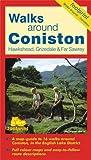 Footprint Walks Around Coniston: Hawkshead, Grizedale and Far Sawry