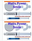 2 - 35% Tooth Whitening Kits Complete with Trays & Aftercare Gels / 20ml Optimized Formula By Watts Power White