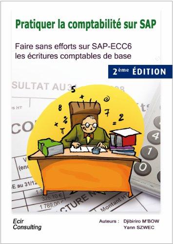 Pratiquer la comptabilité sur SAP francais