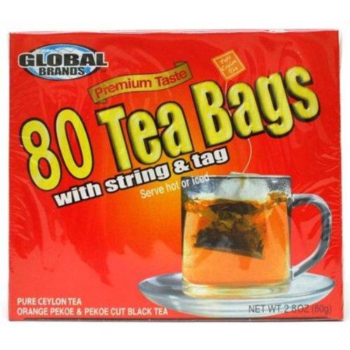 Global Brands Orange Pekoe & Pekoe Cut Black Tea