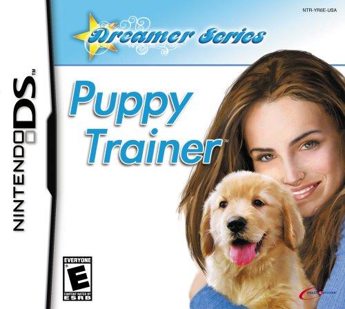 Dreamer Series: Puppy Trainer - Nintendo DS - 1
